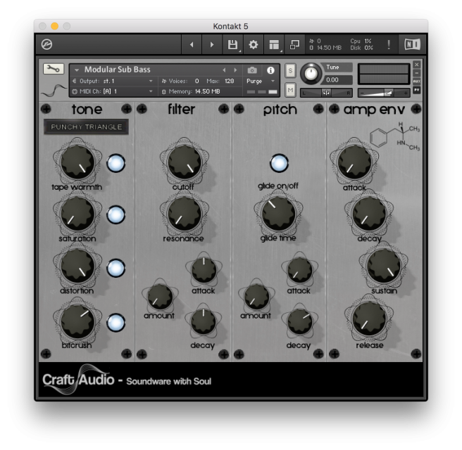 Craft Audio - Modular-Sub